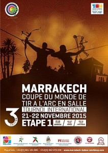 Marràqueix el Indoor Archery World Cup